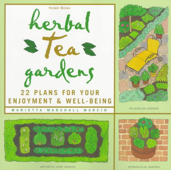 Herbal Tea Gardens By Marcin, Marietta Marshall
